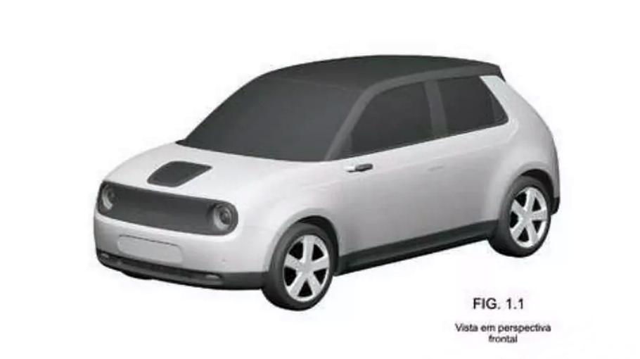 Honda e é registrado no INPI, mas a sua venda no Brasil é incerta