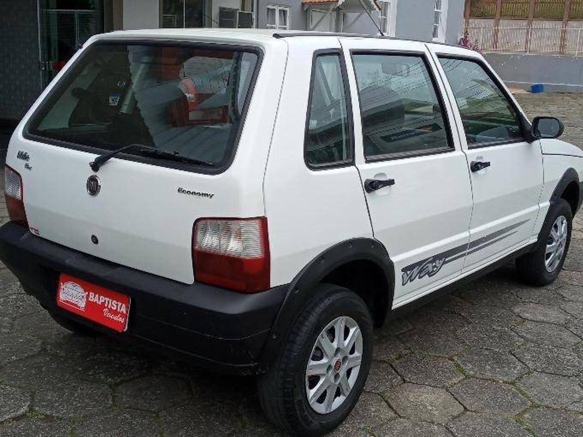 Fiat Uno 1.0 Mpi Mille Way Economy 8v Flex 4p Manual Wmimagem16370368666
