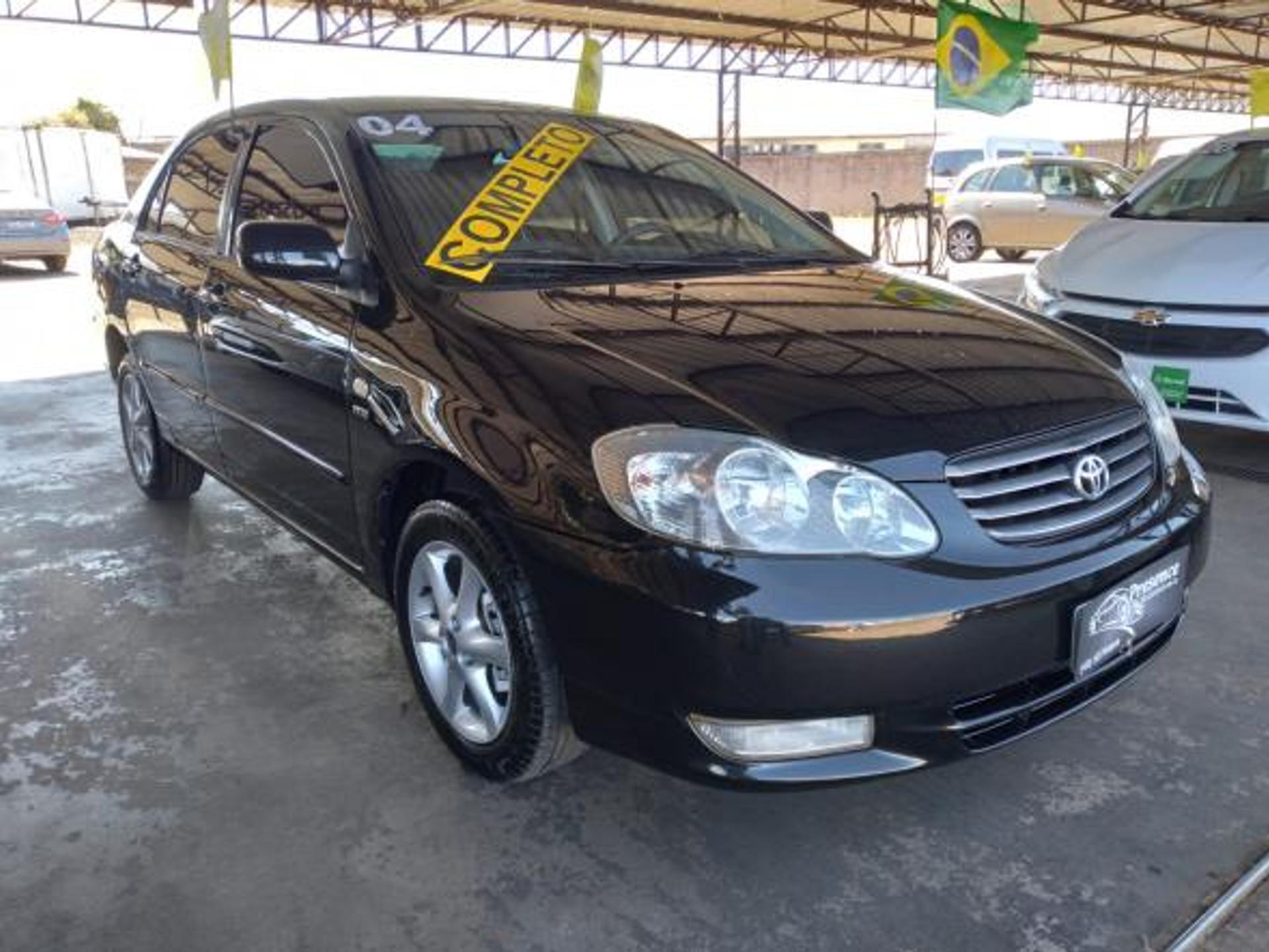 Toyota Corolla 1.8 Xei 16v Gasolina 4p Automatico carros usados