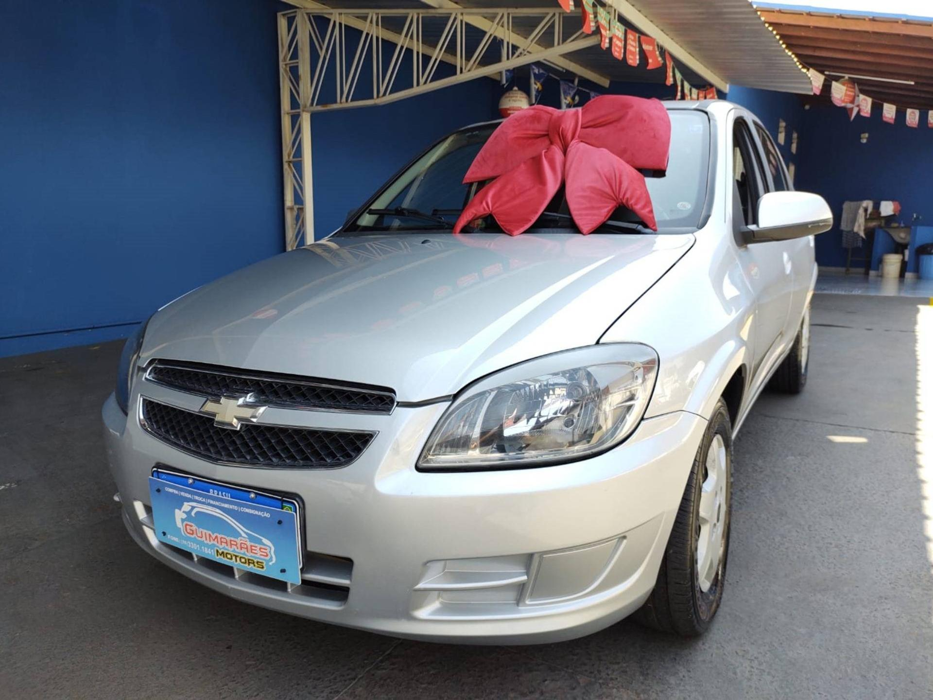 Chevrolet Celta 1.0 Mpfi Lt 8v Flex 4p Manual carros usados