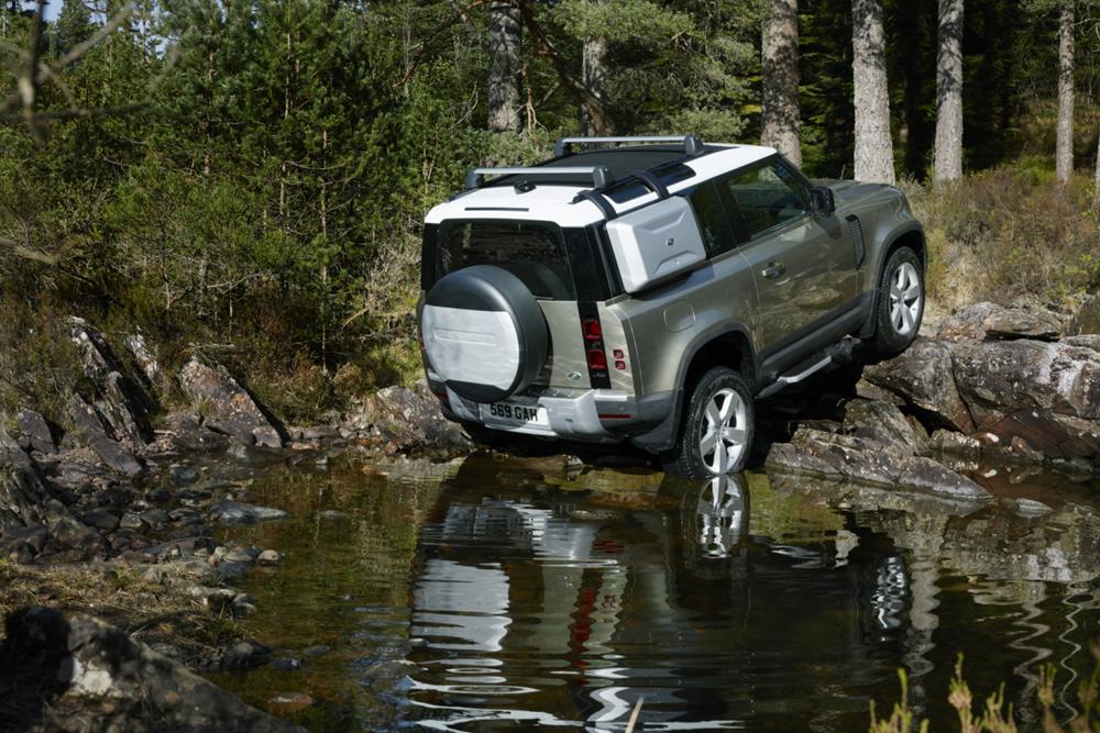 Land Rover Defender 90 Se 2022 Chega Ao Brasil (1)