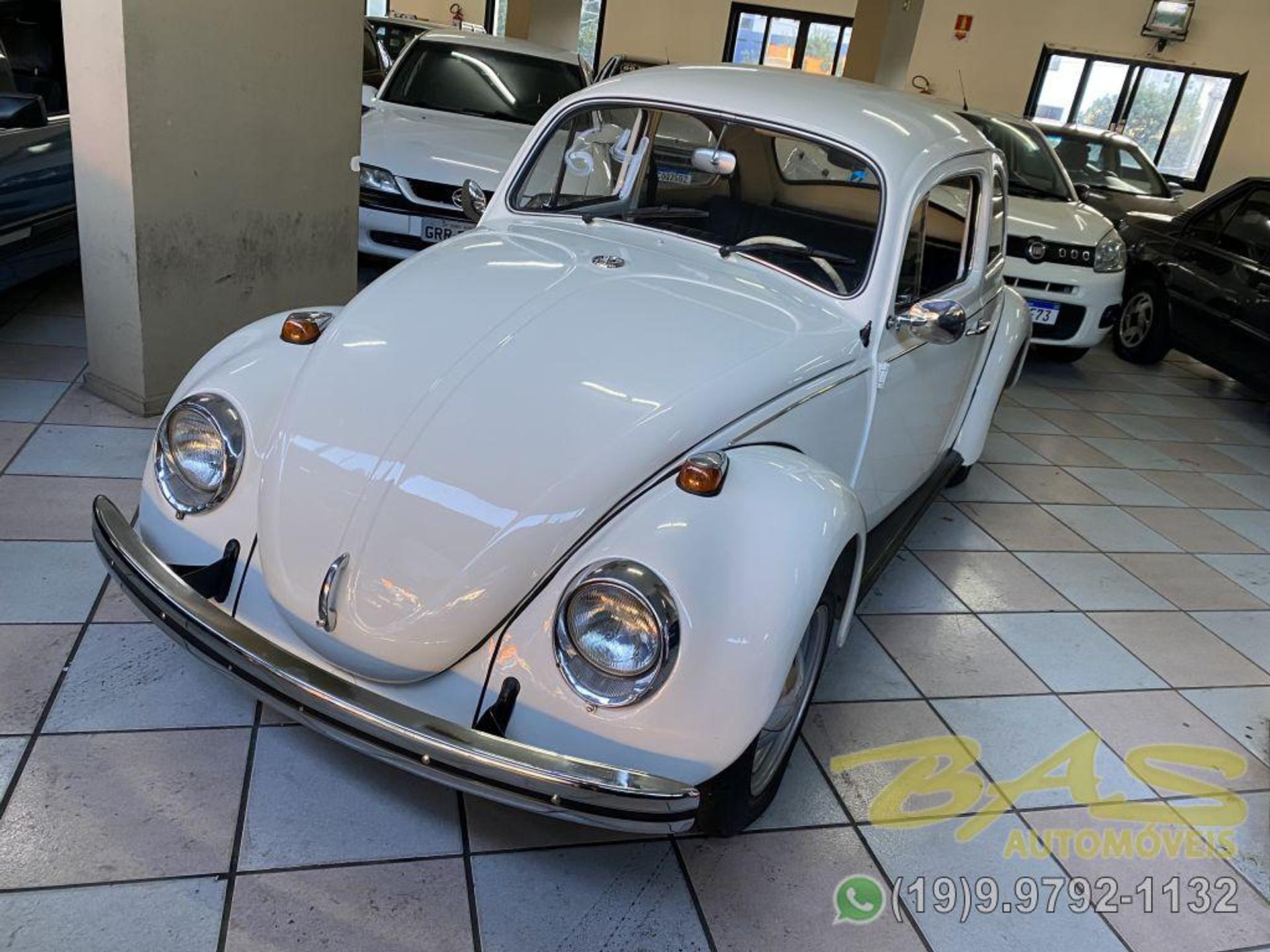 Volkswagen Fusca 1.2 8v Gasolina 2p Manual carros usados