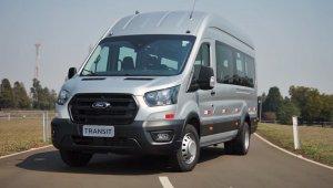 Transit Minibus