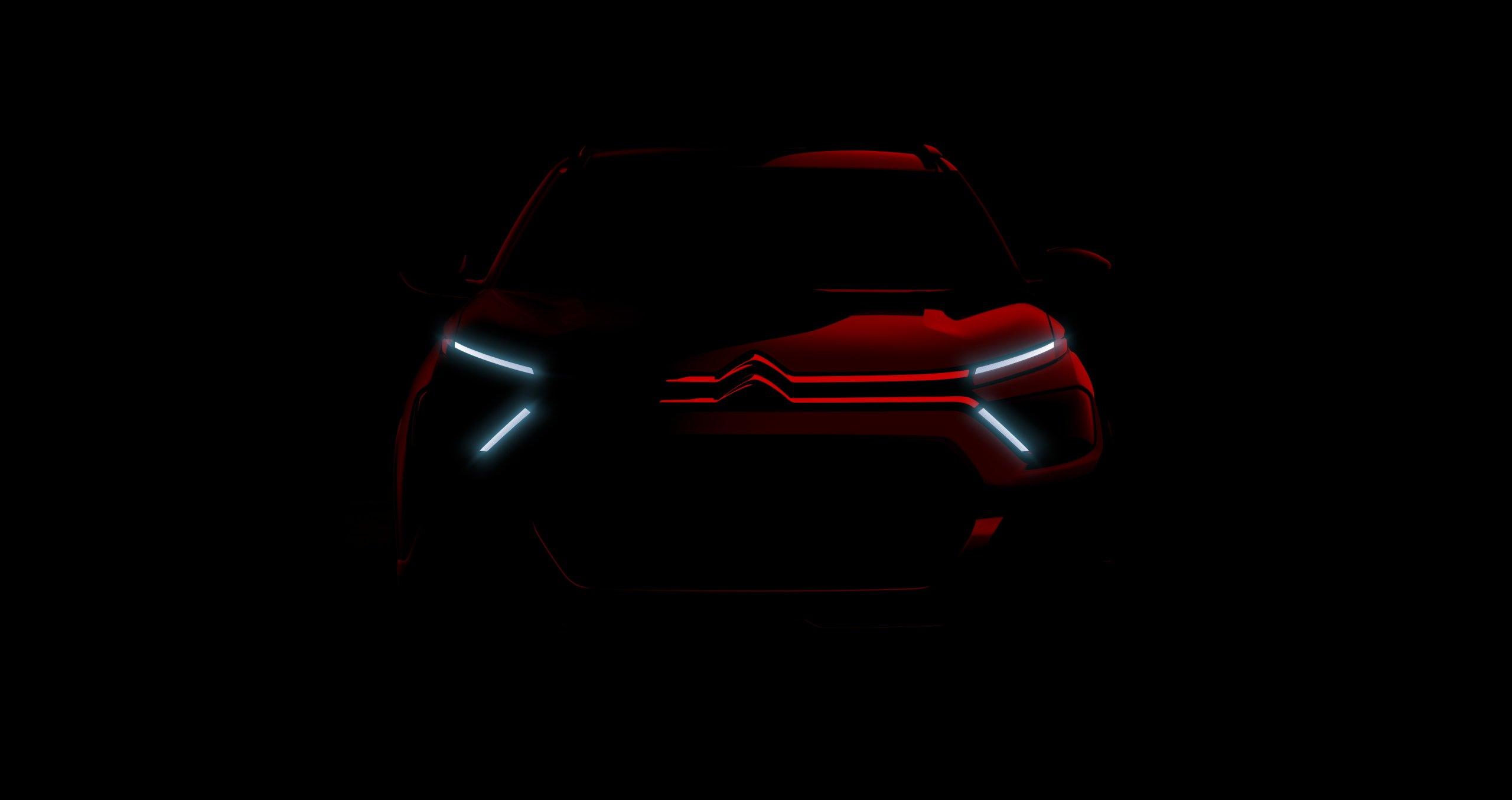 Teaser Citroën