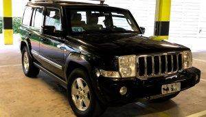 Jeep Commander 5.7 Limited Hemi 4x4 V8 16v Gasolina 4p Automatico Wmimagem21184905897