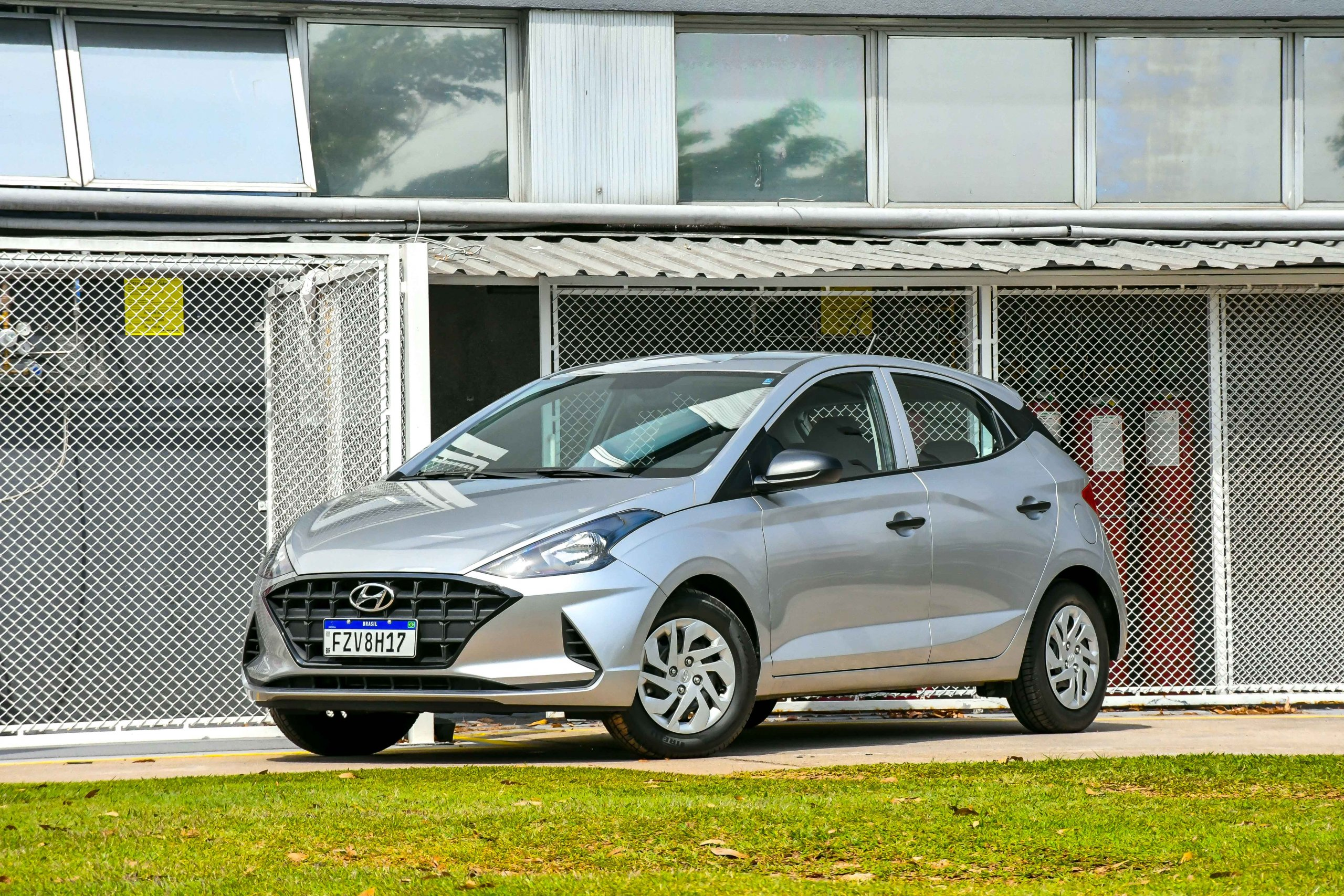 Hyundai Hb20 Evolution 1.0 1293