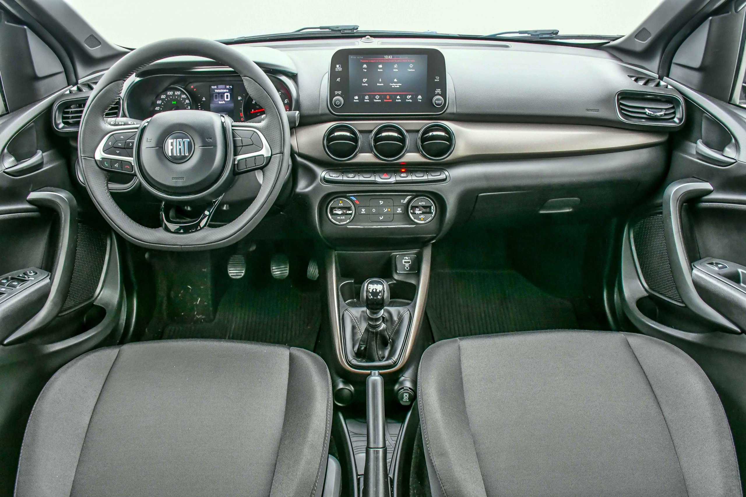 Fiat Argo Drive 1.0 1325