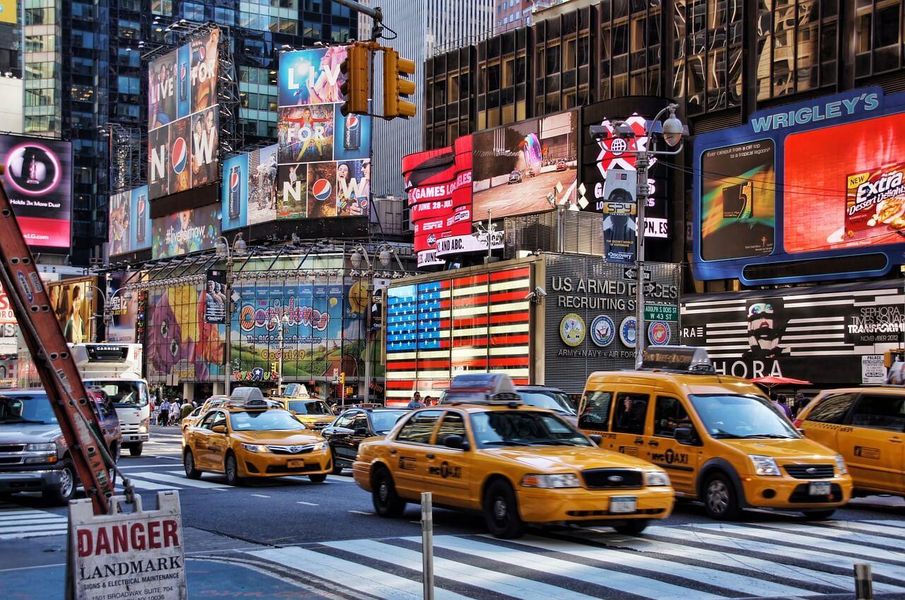 Nova York Quer Carros Elétricos