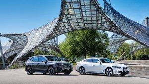 BMW i4 e iX