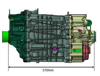 Eluminator Electric Crate Motor 05