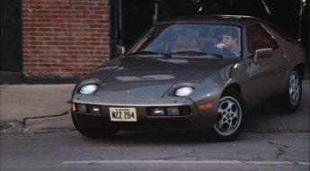 Porsche 928 Do Filme Negócio Arriscado (1)