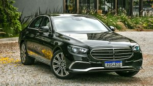 Mercedes Benz (classe E) E300 Exclusive 0944