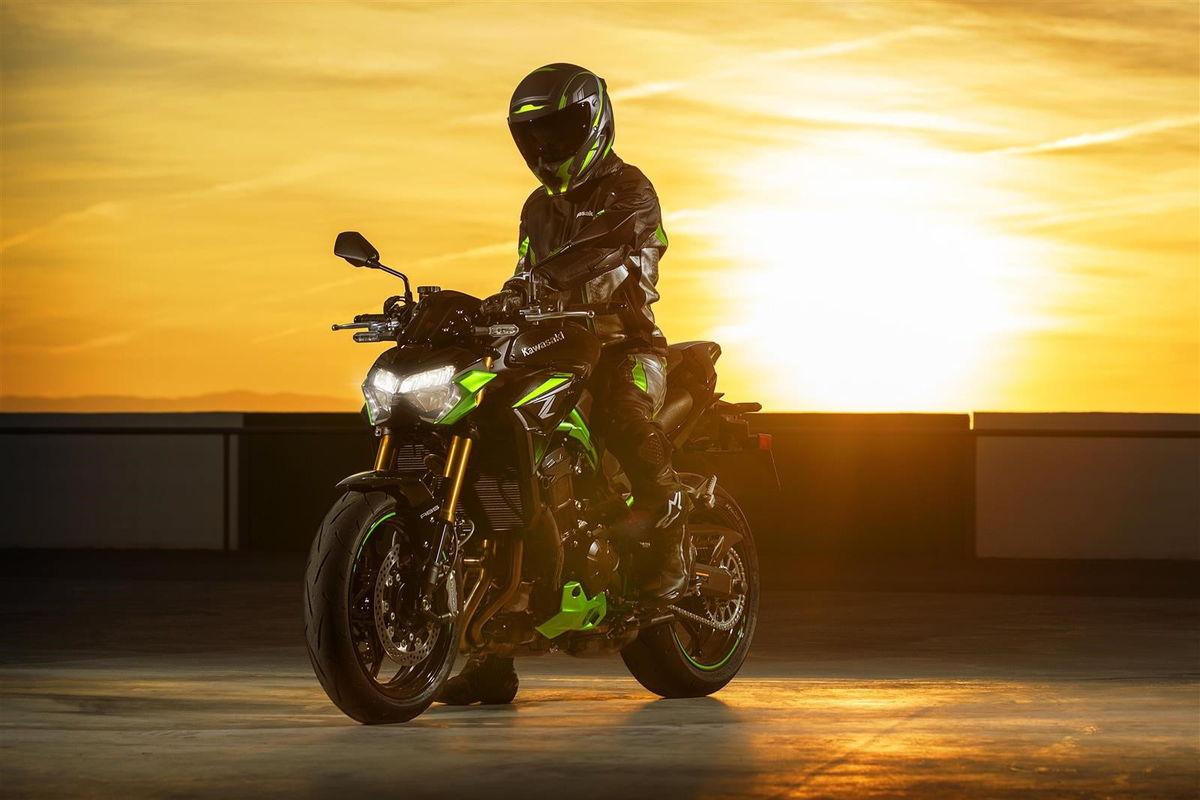 2022 Kawasaki Z900 Se 2
