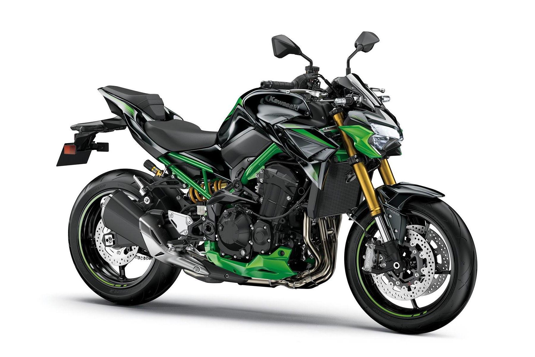 2022 Kawasaki Z900 Se Front Right