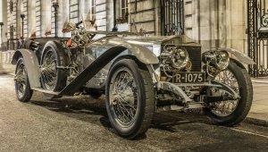 2021 Rolls Royce London Edinburgh Trial 4