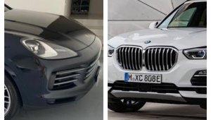 Porsche Cayenne BMW X5