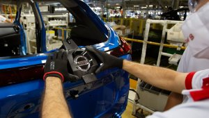 Nissan Fabrica De Resende Producao (1)