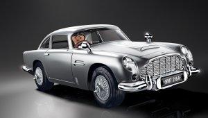 Playmobil Aston Martin Db5 007 James Bond (2)