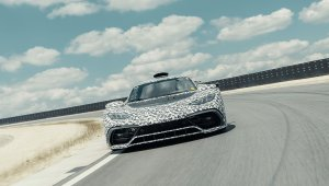 Mercedes Amg Project One: Erprobung Geht In Eine Spannende Phase Mercedes Amg Project One: Testing Reaches An Exciting Phase