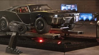 Novo Batmóvel miniatura da Hot Wheels